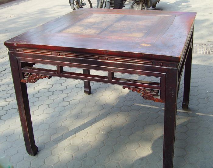 出售金丝楠木桌