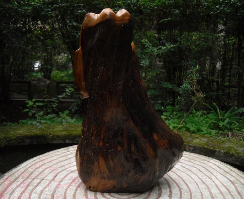 珍贵木材·红豆杉·笑咪罗汉大摆件