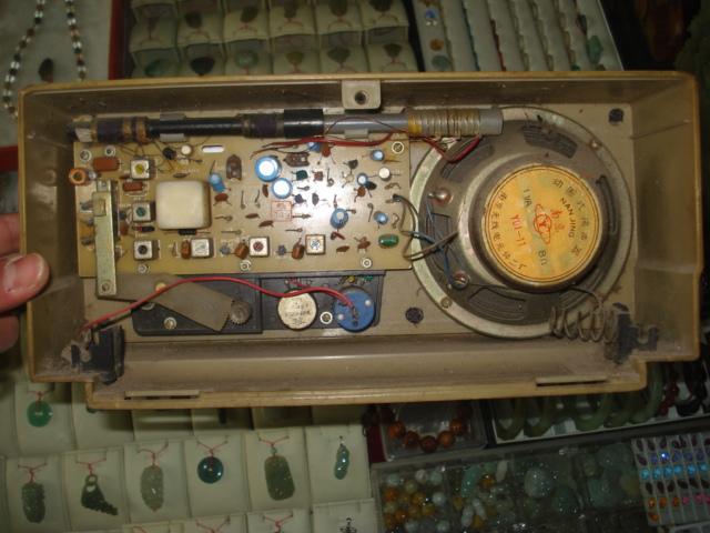 海燕3602收音机电路图