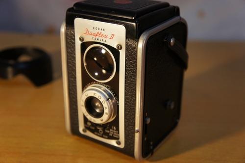 收藏级古老相机 请朋友看图图片