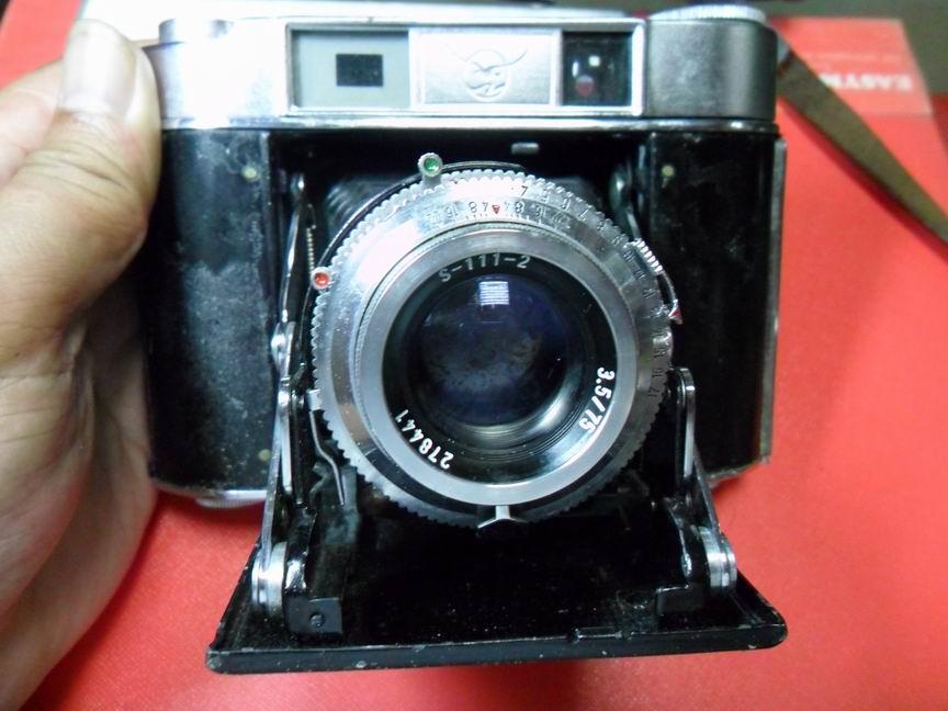 收藏级古老相机图片