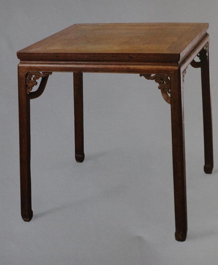 卖清代老红木桌子一张