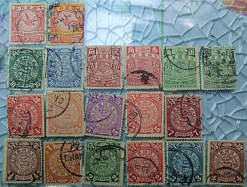 大清邮票,民国二十九年航空邮票