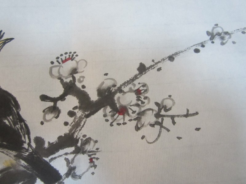 麻雀,八哥的画法(十二)鸳鸯,绶带,喜鹊的画法(十三)鸡的工笔与写意