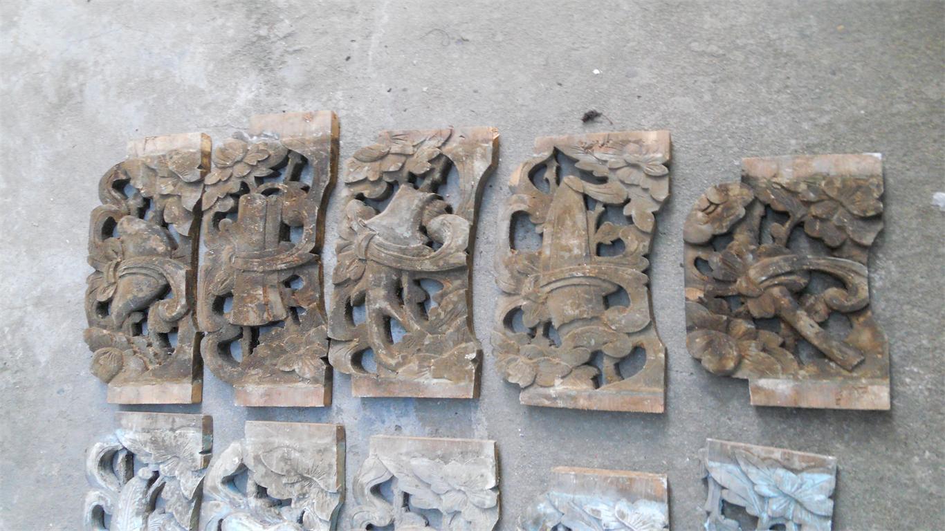 潮汕古建筑:木雕[中国投资资讯网交易在线]